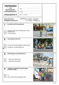 fahrradprüfung 4 klasse fragebogen testbogen 2 jahrgangsstufe kaufen im verlag