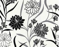 Tapete Schwarz Weiß Muster - schwarz wei 223 tapete kaufen