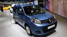 2018 Renault Kangoo Limited 2 Energy Tce 115 Exterior