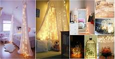 Home Decor Ideas With Lights by 55 Awesome String Light Diys For Any Occasion