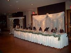 lacoste wedding wedding projects 6 head table