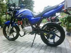 Suzuki Thunder 125 Modif by Modifikasi Suzuki Thunder 125