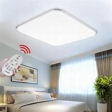 Wohnzimmer Deckenbeleuchtung Led - led deckenleuchte 64w wohnzimmer deckenle