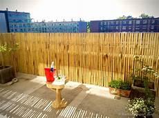 brise vue balcon bambou 106774 brise vue balcon pour assurer en mati 232 re d intimit 233 et de cofort