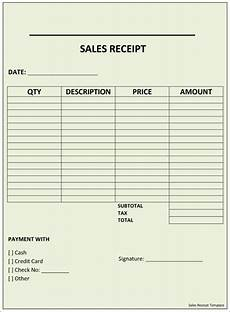 fill in receipt template free 11 sales receipt sles templates in psd pdf