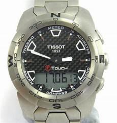tissot t touch expert t013420 a mens wrist catawiki