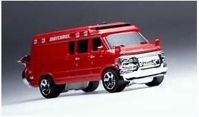 95 Custom Chevy Van  Matchbox Cars Wiki FANDOM Powered