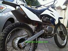 Cb Modif Trail by Honda Cb Modif To Trail Auto Modif Ikasi Trend Motor And