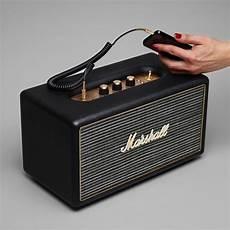 bluetooth lautsprecher stereo marshall stanmore wireless bluetooth stereo speaker system