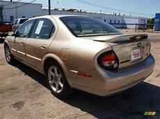 2000 Maxima Se by 2000 Sunlit Sand Metallic Nissan Maxima Se 63671196 Photo