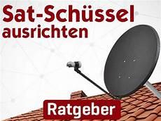 sat anlage ausrichten 6 schritte satellitensch 252 ssel ausrichten und montieren