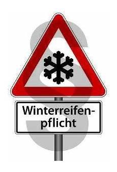Die Winterreifenpflicht
