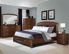 Bedroom Color Ideas With Furniture by Bedroom Ideas Brown Leather Bed Home Delightful
