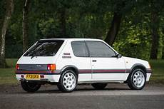 Peugeot 205 Gti Raises Eyebrows At Silverstone Classic