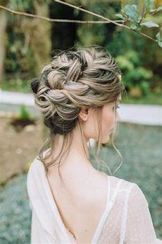 braided wedding hairstyle in 2019 curls hairstyles