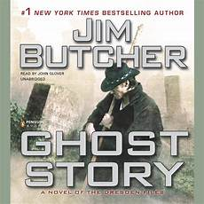 Ghost Story Dresden Files hear ghost story audiobook by jim butcher read by