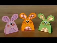 Hasen Rabbits Aus Papier Basteln Mit Kindern