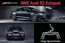 Awe Tuning Audi S3 Exhaust