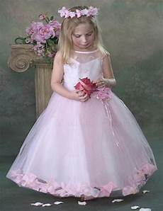 Robe Demoiselle D Honneur Enfant