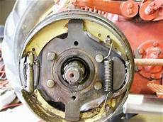 9n ford tractor brake diagram 8n brakes yesterday s tractors 518267