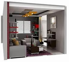 Desain Interior Ruangan Rumah Minimalis Desain Gambar