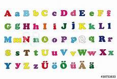 Abc Malvorlagen Xxi Quot Farbige Gro 223 E Und Kleine Buchstaben Quot Stockfotos Und