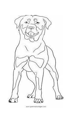 Ausmalbilder Schleich Hunde Rottweiler 2 Gratis Malvorlage In Hunde Tiere Ausmalen