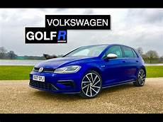 2018 Volkswagen Golf R Review Inside