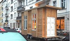 Tiny100 In Berlin Small Houses Worth 100 Euros Per Month