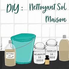 nettoyant naturel pour le sol nettoyant sol maison