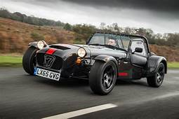 Caterham Cars Confirms London Motor Show  Just British