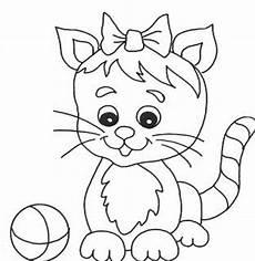 Ausmalbilder Katzen Kostenlos Ausdrucken Ausmalbilder Malvorlagen Katzen Kostenlos Zum