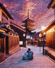 Foto Foto Pemandangan Di Jepang Yang Terlihat Seperti Di