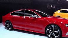 2018 Audi Rs7 Design Limited Special Impression