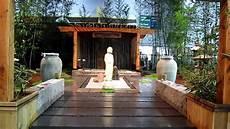 contemporary japanese tea house garden at the yard garden