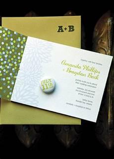 amanda braydan modern diy wedding invitation booklets