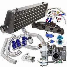 turbo kit k04 015 turbo black intercooler for 00 05