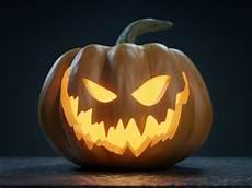 kürbisse schnitzen gruselig pumpkin o lantern 3d evil cgtrader