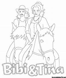 Malvorlagen Bibi Tina Kostenlos 18 Best Bibi Und Tina Malvorlagen321 Images On