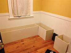 kitchen storage bench plans diy custom kitchen nook storage benches