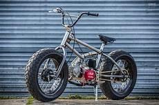 Motor Modif Sepeda Bmx by Sepeda Bmx Tak Mau Punya Pedal Mesin Motor Menempel Kaki