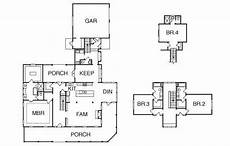 southern living house plans farmhouse revival southern living farmhouse revival plan no 1821 black and