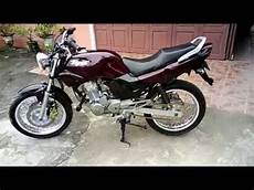 Honda Tiger 2000 Modif Simple by Honda Tiger 2000 Modifikasi Kaki Kinclong Simple Menawan