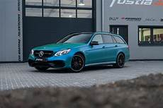 fostla tuned mercedes amg e63 s estate churns out 700 ps
