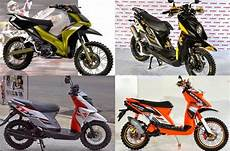 Modifikasi X Ride Trail by Modifikasi Trail Motor Yamaha Matic X Ride Terbaru 2016