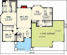 craftsman ranch house plans plan 89862ah 2 bedroom craftsman ranch new house plans