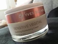 yves rocher sensitive vegetal soothing moisturizing