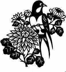 Malvorlage Vogel Mit Blume Japan Vogel Und Blume Ausmalbild Malvorlage Blumen