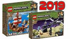 lego minecraft 2019 set images