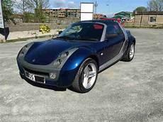 smart roadster hardtop smart roadster 2005 with hardtop low mileage fsh car for sale
